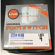 Livewire SINGLE FOOTSWITCH Pedal