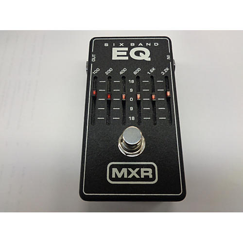 MXR SIX BAND EQ Pedal-thumbnail