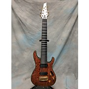 Ibanez SIX28FDBG Iron Label 8 String Solid Body Electric Guitar