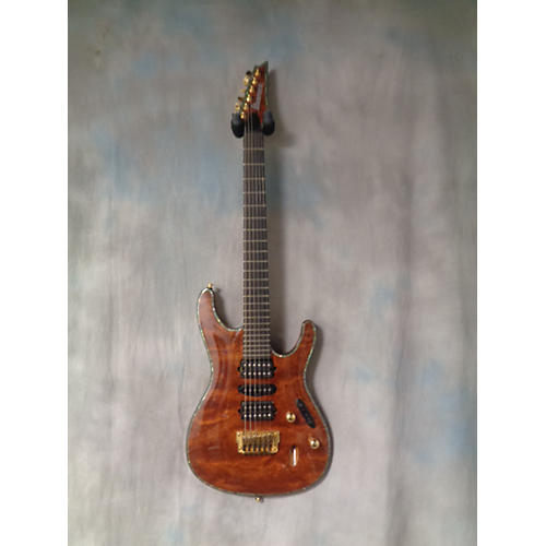 Ibanez SIX70FDBG Iron Label Solid Body Electric Guitar