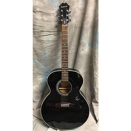 Epiphone SJ 15 Acoustic Electric Guitar Black