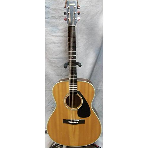 Yamaha SJ-180 Natural Acoustic Guitar