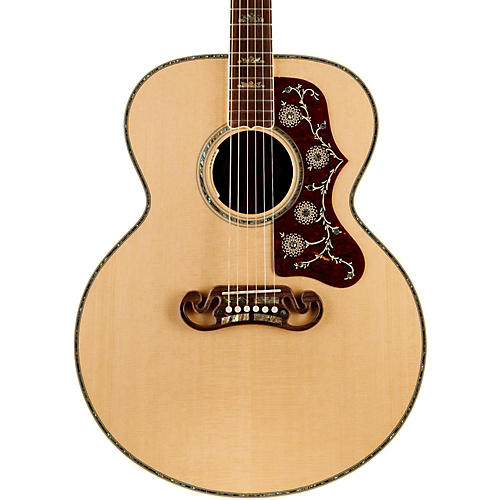 Gibson SJ-200 Abalone Custom Limited Edition Acoustic-Electric Guitar