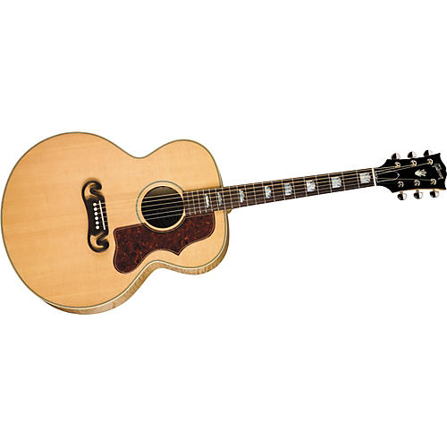 Gibson SJ-200 Studio Acoustic-Electric Guitar Antique Natural