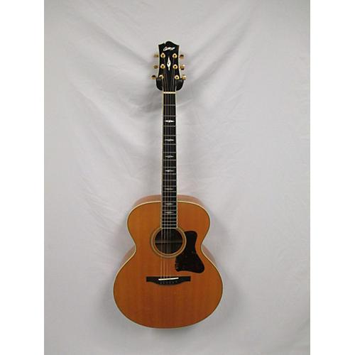 used collings sj koa acoustic guitar natural guitar center. Black Bedroom Furniture Sets. Home Design Ideas