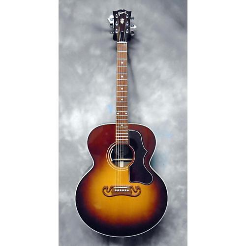 Gibson SJ100 Acoustic Electric Guitar-thumbnail