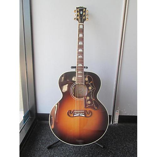 used gibson sj200 standard super jumbo acoustic electric guitar guitar center. Black Bedroom Furniture Sets. Home Design Ideas