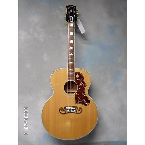 Gibson SJ200 Standard Super Jumbo Acoustic Guitar-thumbnail