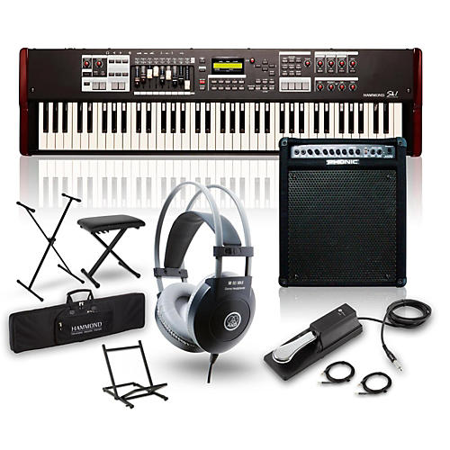 Hammond SK1-73 Keyboard Package
