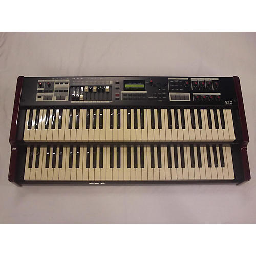 Hammond SK2 Double Manual Synthesizer-thumbnail