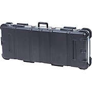 SKB SKB-4214W 61-Key Keyboard Case with Wheels