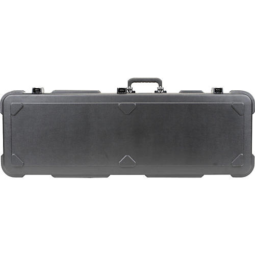 SKB SKB-44 Deluxe Universal Electric Bass Guitar Case Black