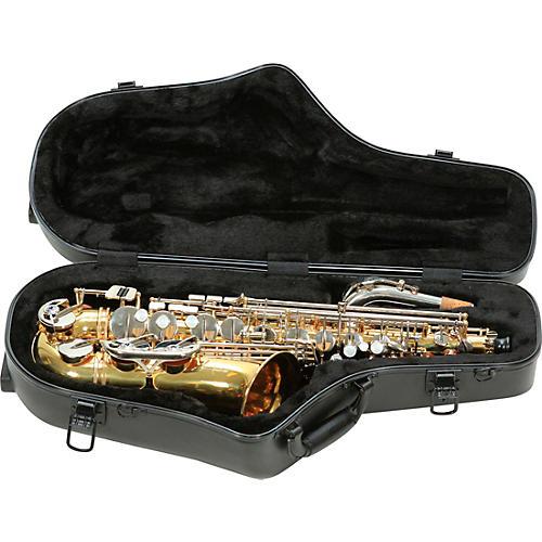SKB SKB-440 Professional Contoured Alto Saxophone Case-thumbnail