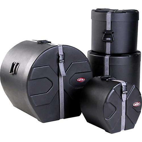 SKB SKB-DS2 Roto-X Standard Drum Case Set