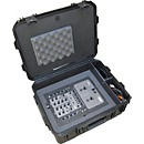 SKB Hardshell Case for Rane Serato Mixer, Serato Control Vinyl Discs, and a Laptop
