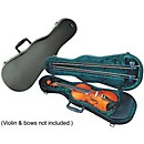 "SKB SKB-444 Sculptured 4/4 Violin/14"" Viola Case (1SKB-444)"
