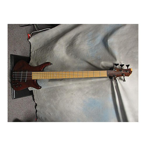 Roscoe SKB3005 Electric Bass Guitar-thumbnail