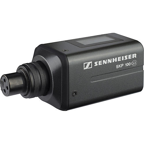 Sennheiser SKP 100 G3 Plug-On Wireless Transmitter Band G