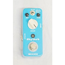 Mooer SKYVERB Effect Pedal