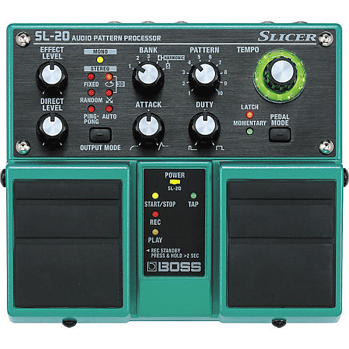 Boss SL-20 Slicer Guitar Effects Pedal-thumbnail