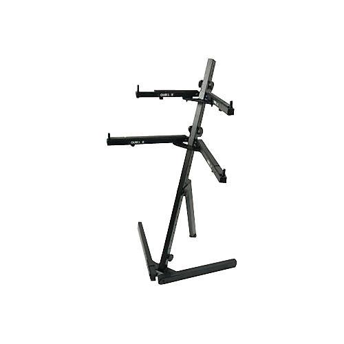 Quik-Lok SL-820 2-Tier Fully Adjustable Keyboard Stand-thumbnail