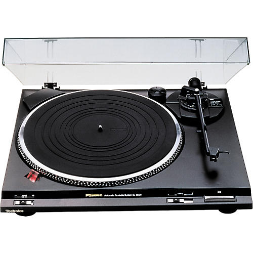Technics SL-BD20D Belt-Drive Turntable