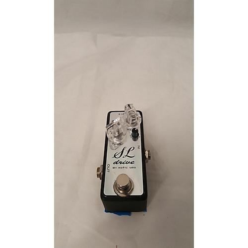 Xotic SL DRIVE Effect Pedal