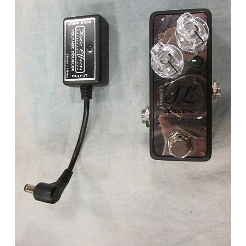 Xotic SL Drive Chrome With Voltage Doubler Effect Pedal