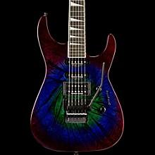 Jackson SL1 USA Soloist Electric Guitar Eerie Dess Swirl
