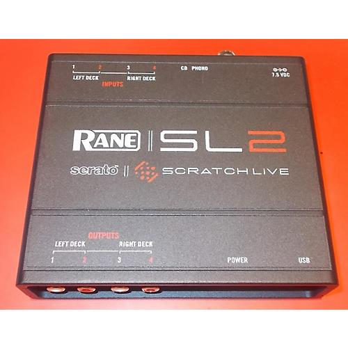Rane SL2 SERATO DJ Controller-thumbnail
