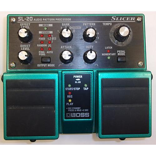 Boss SL20 Slicer Twin ELEC PEDAL-E VOLUME-thumbnail