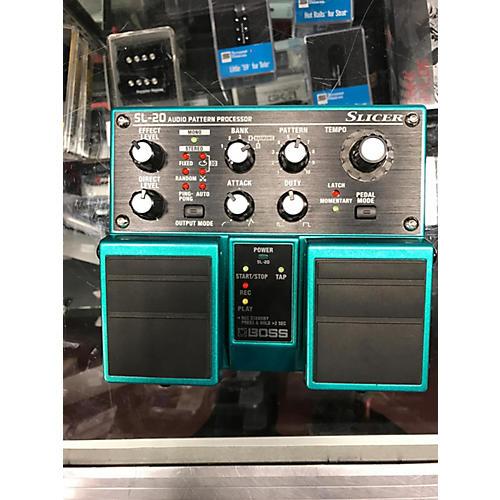 Boss SL20 Slicer Twin Pedal-thumbnail