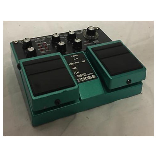 Boss SL20 Slicer Twin Pedal