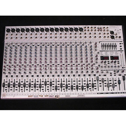 Behringer SL2442fx-pro Unpowered Mixer-thumbnail