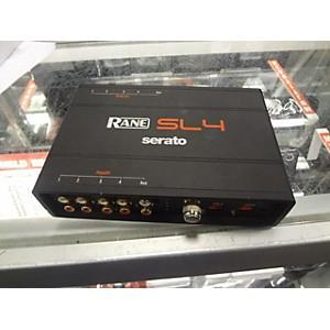 Pre-owned Rane SL4 DJ Controller by Rane