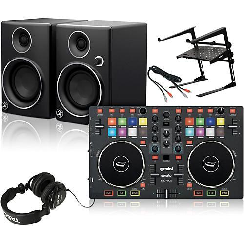 Gemini SLATE DJ Bundle