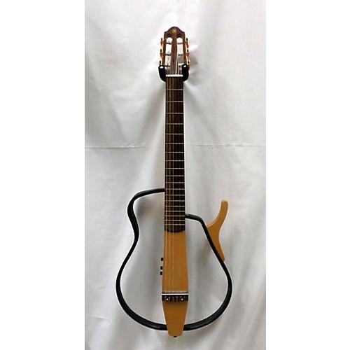 Yamaha SLG100N Silent Guitar Classical Acoustic Electric Guitar