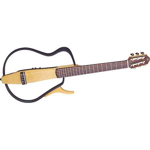Yamaha SLG100N Silent Nylon-String Acoustic-Electric Guitar
