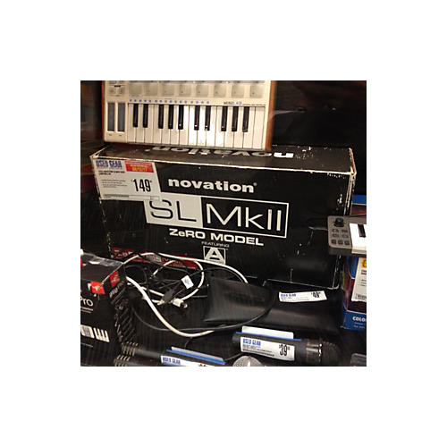 Novation SLMkii MIDI Controller