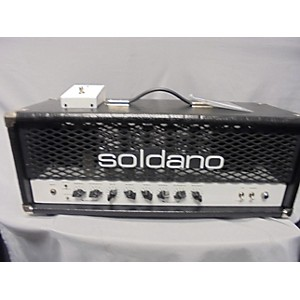 Pre-owned Soldano SLO100 100 Watt Tube Guitar Amp Head