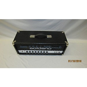 Pre-owned Soldano SLO100 100 Watt Tube Guitar Amp Head by Soldano