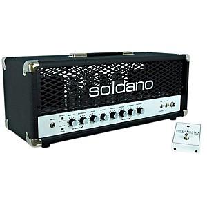Soldano SLO100 100 Watt Tube Guitar Head with Depth