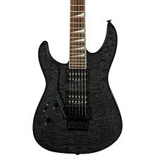 SLX LH Left-Handed Electric Guitar Trans Black Rosewood Fingerboard