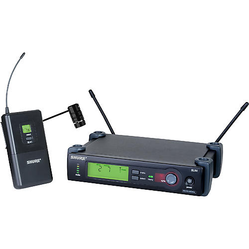 Shure SLX Lavalier WL185 Wireless System