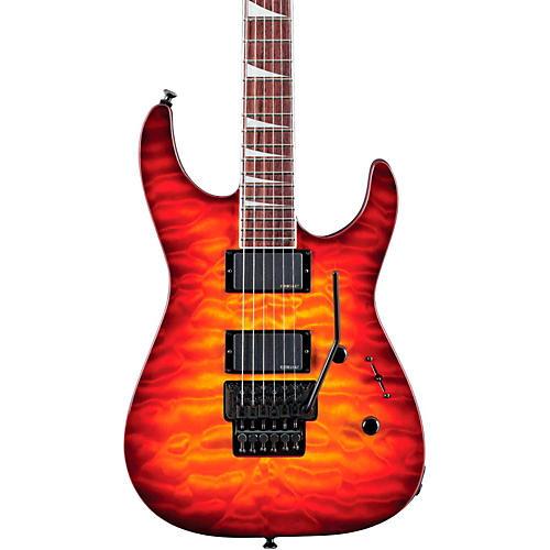 Jackson SLX Soloist X Series Electric Guitar Burnt Cherry Sunburst