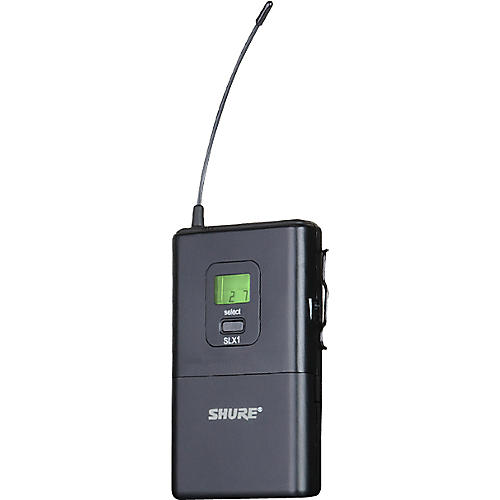 Shure SLX1 Wireless Bodypack Transmitter