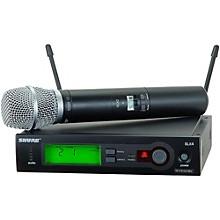 Shure SLX24/SM86 Wireless Microphone System