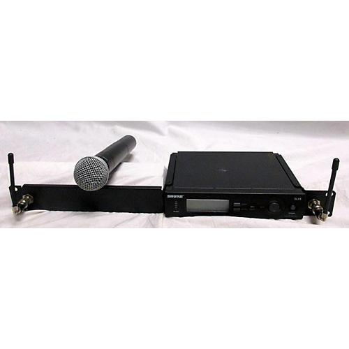 Shure SLX4/SM58 Handheld Wireless System