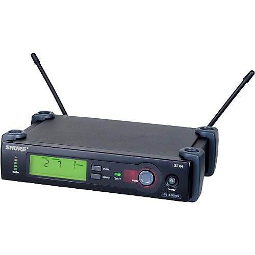 Shure SLX4 Wireless Diversity Receiver