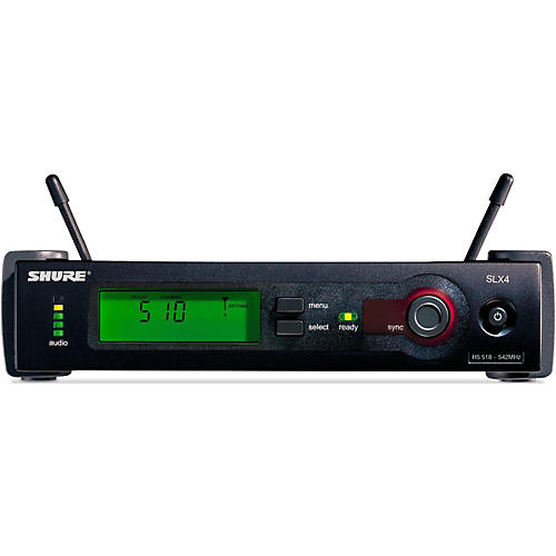 Shure SLX4L Wireless Receiver with Logic Output